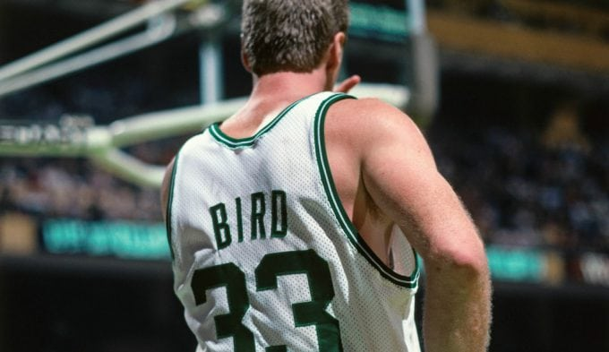 Las 50 mejores asistencias de Larry Bird