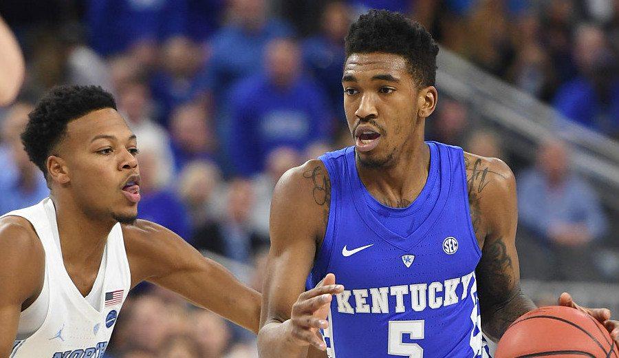Un futuro NBA explota: 47 puntos y el triple ganador en el partido del año NCAA (Vídeo)