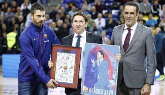 Pascual alaba al Barça tras caer en el Palau: «Sigue entre los cuatro mejores de Europa»