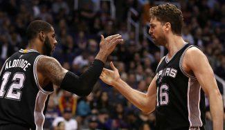El Pau más productivo roza el doble-doble en el triunfo de unos históricos Spurs (Vídeo)