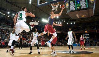 El Barça sufre para ganar al Darussafaka: aro pasado de Claver y guinda de Vezenkov (Vid)