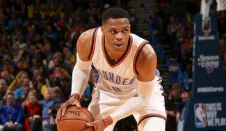 Séptimo triple-doble seguido de Westbrook: iguala a dos mitos y cae ante Harden (Vídeo)