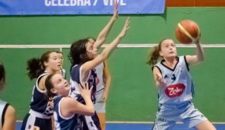 Academia Celta y NovoBasket, campeones de la XI edición del Teresa Herrera de Minibasket