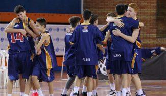 Madrid pierde el reinado: Nogues lidera a Cataluña al título en Infantil Masculino seis años después