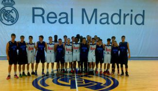 Contundente triunfo: el Real Madrid cadete vence a la Selección Argentina Sub-16 en un amistoso
