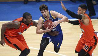 Shved, MVP en Eurocup a lo Curry: triplazos de 9 metros y 22 puntos en un cuarto (Vídeo)