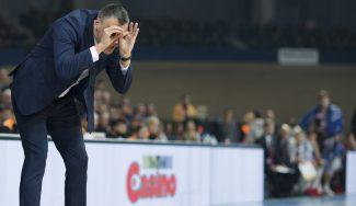 Jasikevicius, contra los árbitros en la derrota del Zalgiris: les pide que usen gafas (Vídeo)