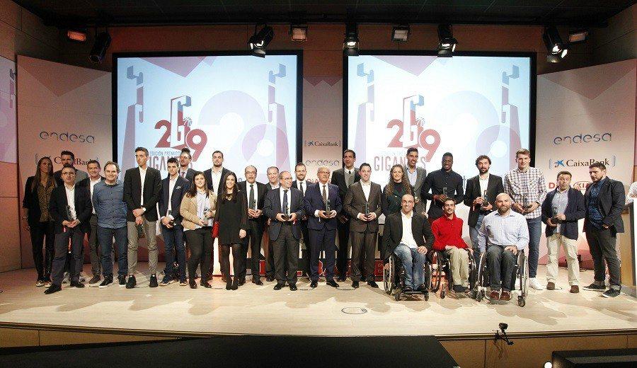 Los laureados de los 29º Premios Gigantes: repásalos todos en nuestra galería (Fotos)