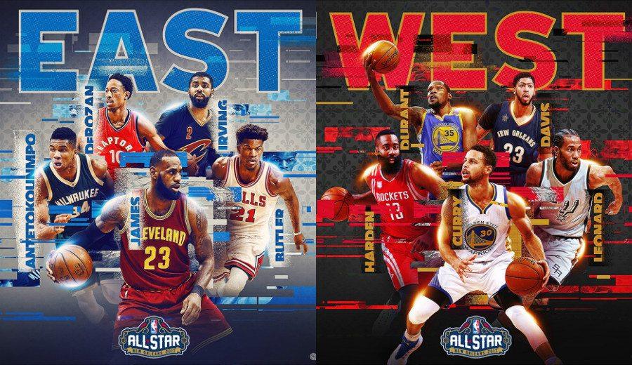 Quintetos All-Star: Antetokounmpo, histórico; Westbrook, fuera a pesar de sus numerazos