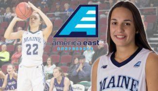 Las españolas de Maine, a lo suyo: Blanca Millán, MVP de la semana en la American East (Vídeo)