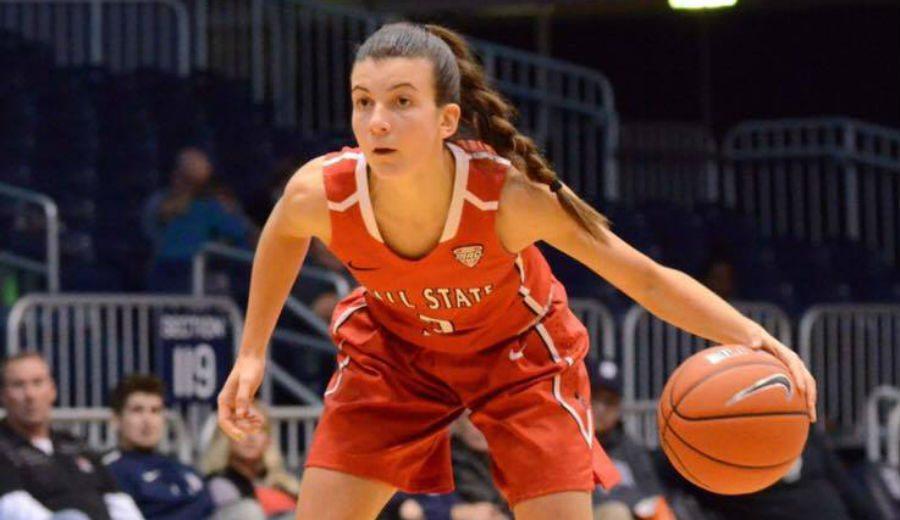 Carmen Grande, contenta con el cambio a la NCAA: «En España dormía muy poco y no estaba a tope»