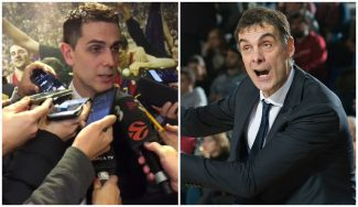 """Barça: De la Fuente pide """"estar todos juntos y luchar"""" y Bartzokas, el fichaje de un base"""
