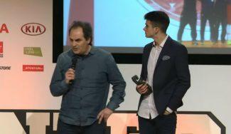 ¿No lo viste? Julbe reclama una solución para los jóvenes al recoger el premio para la cantera del Barça (Vídeo)