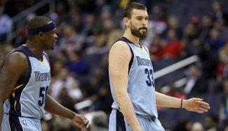 Ni el mejor Marc puede con los Wizards: 28 puntos y máximo asistente de Memphis (Vid)