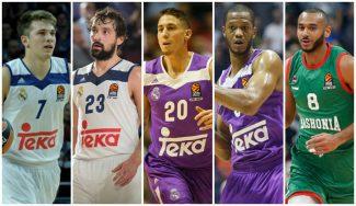 Encuesta GM Euroliga: Doncic, mejor joven; Llull, Carroll, Randolph y Hanga, destacados