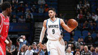 Un Ricky de récord lidera el triunfo de los Wolves: doble-doble y 17 asistencias (Vídeo)