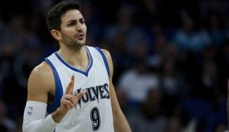 Ricky, en el mercado: los Timberwolves están ofreciendo al español en busca de otro base
