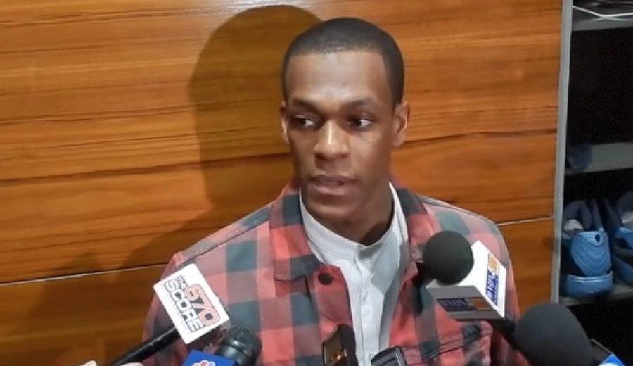 Rondo 'incendia' a unos Bulls en crisis: pedirá el traspaso si sigue sin jugar (Vídeo)