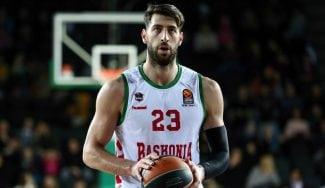 Golpe para el Baskonia: Shengelia tiene una fisura en el peroné. ¿Adiós a la Copa?