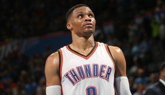 Y van 18: triple-doble de Westbrook en el triunfo de los Thunder ante Memphis (Vídeo)