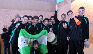 La Selección Mini Masculina de Andalucía, oficial: éstos son sus 12 integrantes