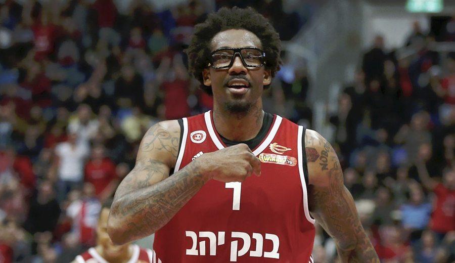 Stoudemire lidera al Hapoel para tumbar al Maccabi: 24 puntos en 25 minutos (Vídeo)