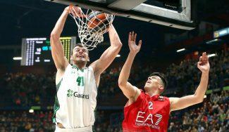 Despierta interés sin jugar en la NBA: franquicias preguntan a los Celtics por Zizic
