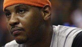 OFICIAL: Carmelo Anthony firma con los Houston Rockets