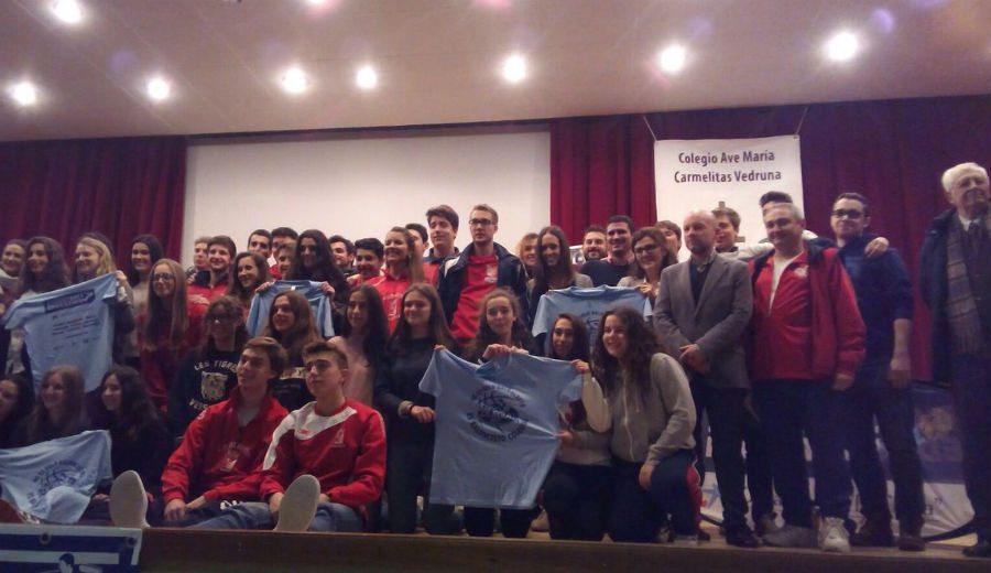 Otro lugar más para disfrutar: la Copa Colegial, presentada en Valladolid