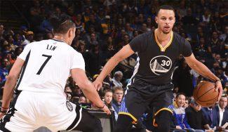 Los Warriors se superan: sellan su presencia en los playoffs con récord de precocidad
