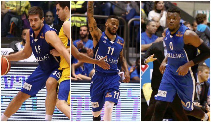 Dos ex ACB y un ex NBA con pasado en la LEB se salen y tumban al Maccabi (Vídeo)
