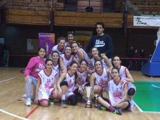 Dominadoras de inicio a fin: CB UCA se lleva la Copa Junior Femenino en Albacete