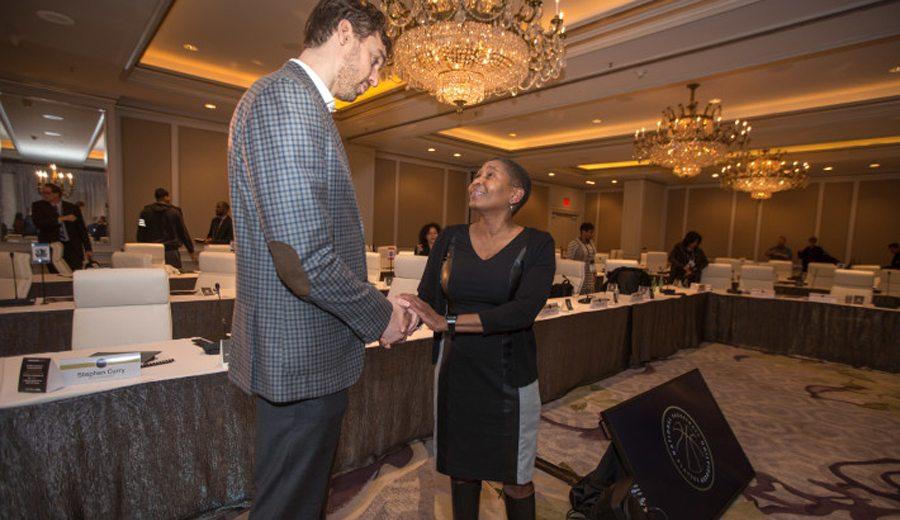 Pau, primer no estadounidense del Comité Ejecutivo del Sindicato de Jugadores NBA