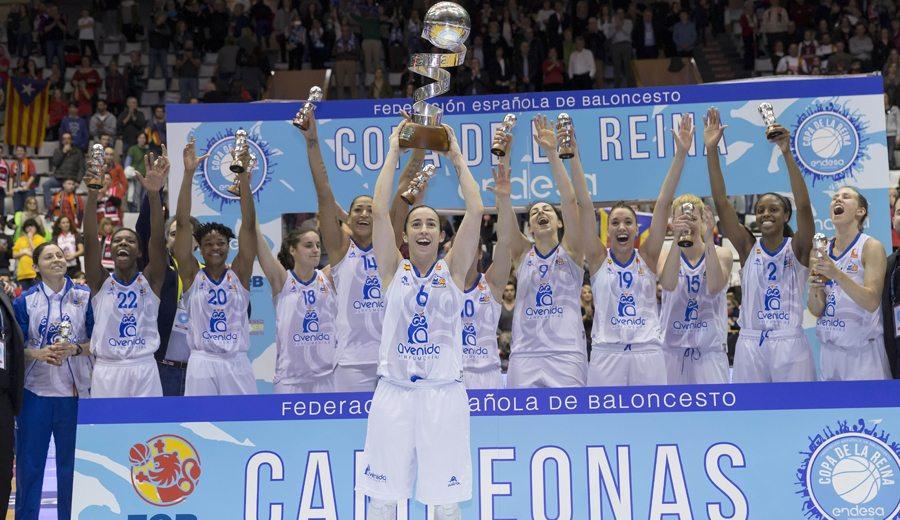 El Perfumerías, campeón de Copa: remonta 15 puntos con una sublime Silvia Domínguez