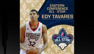 Walter Tavares, al All-Star de la D-League: Stackhouse y un ex ACB, los entrenadores