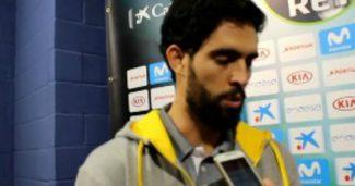 """Beirán, la Copa y su recuperación: """"Cuando no puedes jugar, no ves cosas positivas"""""""