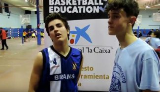 Comienza la Copa Colegial y Brains arrasa a Soto del Real: «Podemos llegar lejos» (Vídeo)