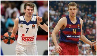 Luka Doncic y Sasha Vezenkov, en la lista de los candidatos a Mejor Joven de la Euroliga