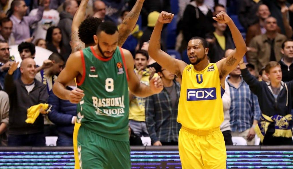 Acaba sin tirar: Baskonia remonta 18 puntos pero se come la posesión para ganar (Vídeo)