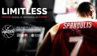 'Sin límites'. Otro imperdible documental de la Euroliga, ahora dedicado a Spanoulis (Vídeo)