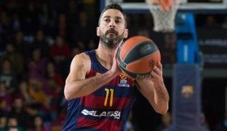 Navarro no se corta: habla de la temporada del Barça, de su continuidad y de la Selección