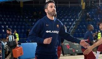 Otra baja en el Barça: una apendicitis aguda deja al capitán Navarro fuera de la Copa