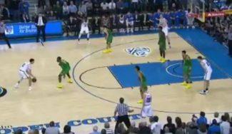 Así se cierra un partido: salvajada en la NCAA del candidato al número 1 del Draft Lonzo Ball (Vídeo)