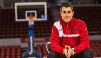 Dos años más: Luis Arbalejo, hasta 2019 con las categorías base del Tecnyconta Zaragoza