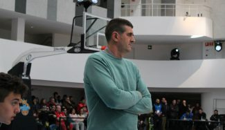 De jugador ACB a dirigir tres finales de Minicopa: la historia de Manuel Bazán (Entrevista)