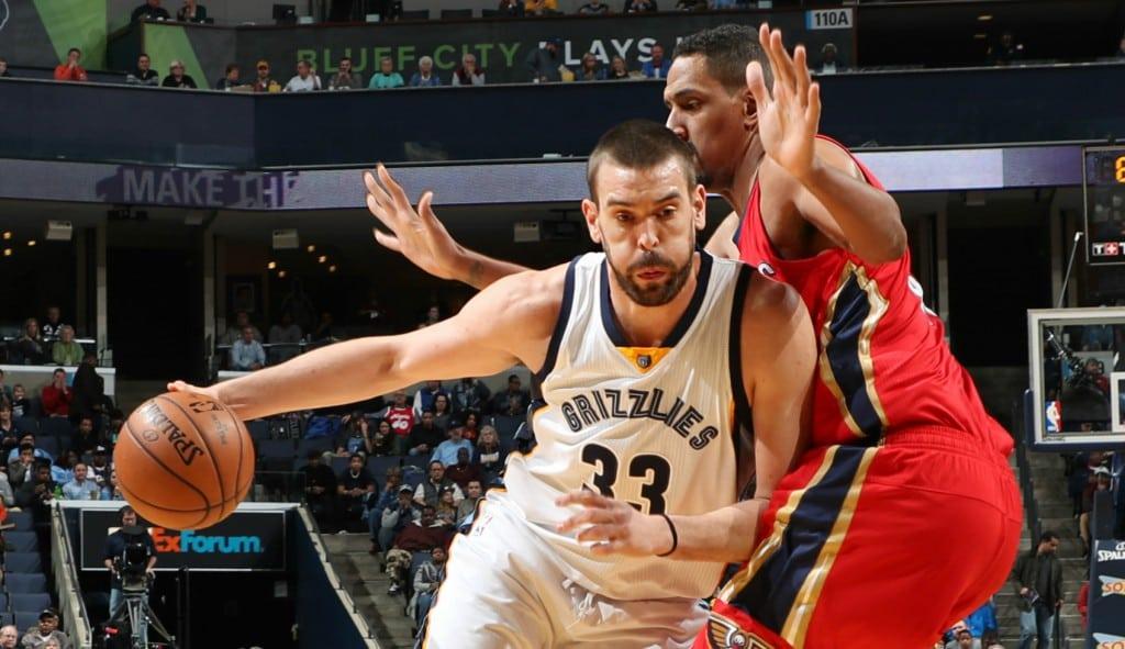 Marc roza otro triple-doble pero los Grizzlies no saben rematar su remontada (Vídeo)