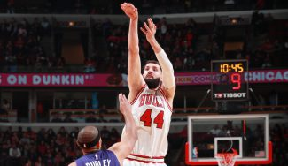 Mirotic, decisivo para los Bulls: 20 puntos en su partido con más minutos del curso (Vídeo)