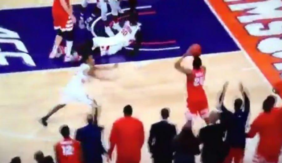 Por algo es la NCAA: alucina con las canastas ganadoras de Isaiah Johnson y Tyus Battle (Vídeo)