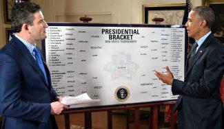 Trump pasa del baloncesto y acaba con una tradición de Obama en el Torneo de la NCAA