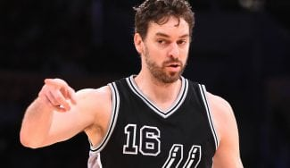 «Un modelo de excelencia». El aclamado Pau elogia a los Spurs tras ganar a Lakers (Vídeo)